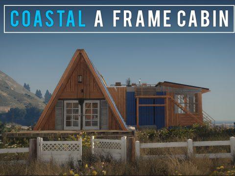 Coastal - A Frame Cabin [Menyoo] 1.0