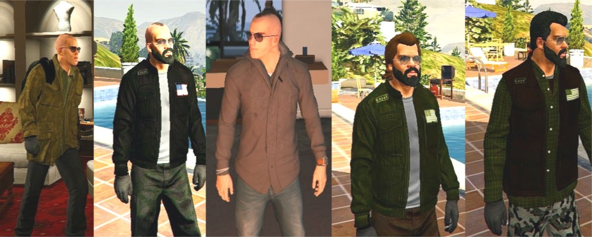 Franklin's Complete Appearance Overhaul 2.0