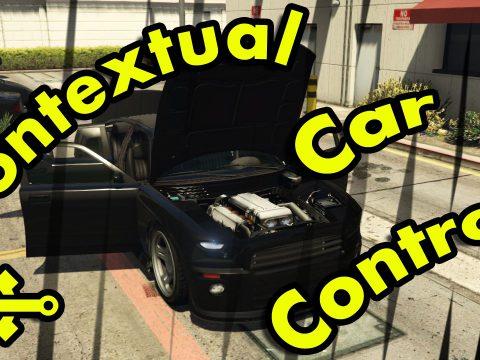 Contextual Car Control 0.9