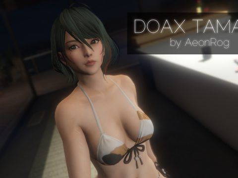 DOAX Tamaki Bikini + Nude [Add-On] 1.0