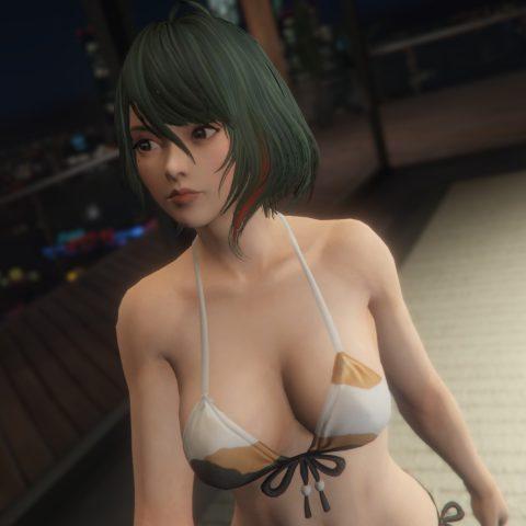 DOAX Tamaki Bikini + Nude [Add-On] 1.0 - GTA5mod.net
