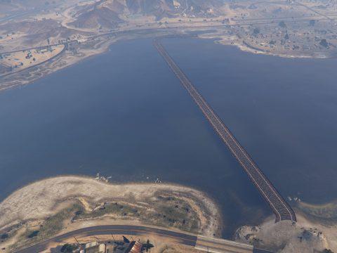 Decrepit Bridge {Menyoo\YMAP}{WIP} 0.8