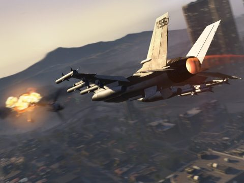 Detachable Missiles for Planes 1.0.5