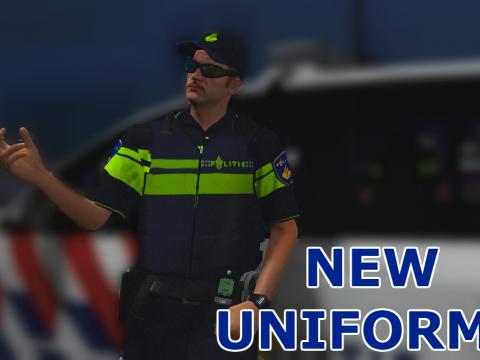 Dutch Emergency Uniforms 7.4