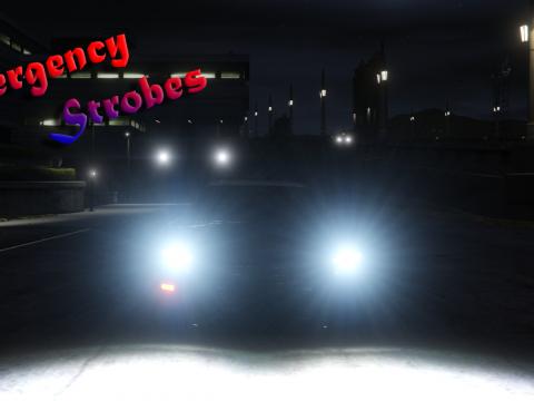 Emergency Strobes 4.5