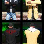 Franklin BIG Clothes Pack 3.6