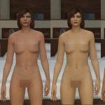 Full nude mp freemode female