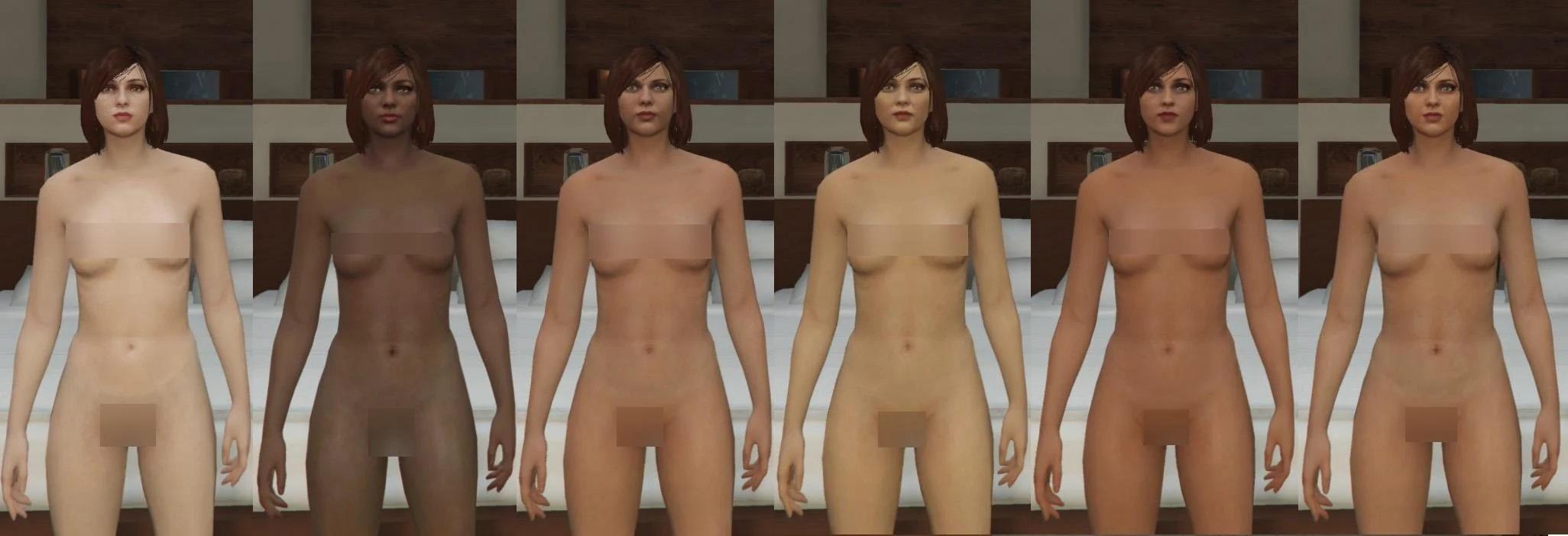 Gta 5 Naked