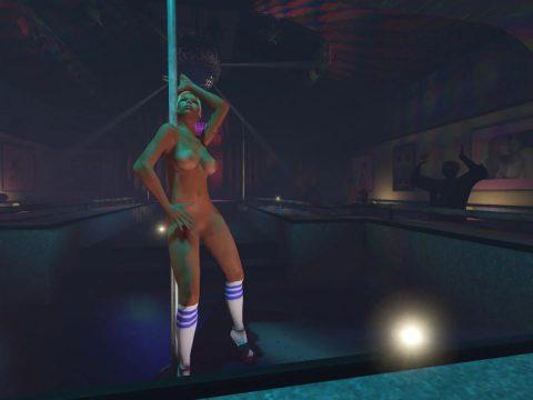 Full nude stripper 02 [Add-on] 1.0
