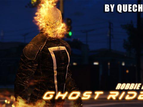Ghost Rider (Robbie Reyes) [Add-On]