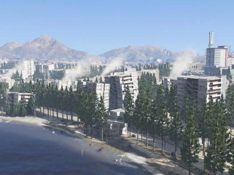 HARRAN Abandoned City [MapEditor] 1.0