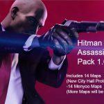 Hitman Assassination Map Pack [MapEditor / Menyoo] 1.6
