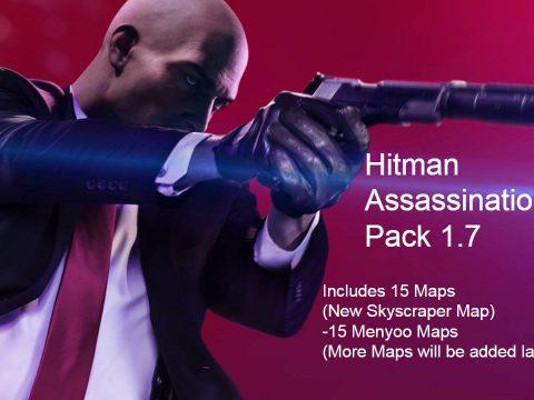 Hitman Assassination Map Pack [MapEditor / Menyoo] 1.7