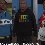 Hoodies Collection (Fila, Supreme, Gucci, ellesse, Lacoste, Trasher, OFF-WHITE, Dolce & Gabbana, Stranger Things, Nike Air, Champion, Comme des garçons, Palace, Kappa, Guess) 6.0