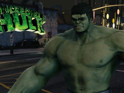 Hulk (Avengers & Age Of Ultron) [Add-On] 3.1