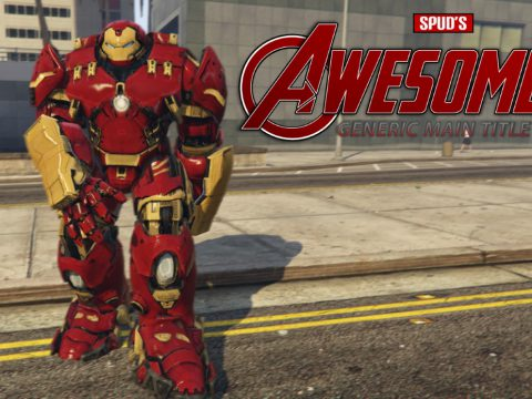 Improved Hulkbuster