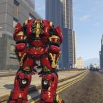 Improved Hulkbuster