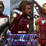 Iron Man MK85 Avengers Endgame 2.0