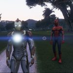 Iron Man Mark 47 (Spider-man Home Coming) [Add-On Ped] 1.3