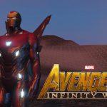 Iron Man Mark 50 (MFF version Full emissive update) 1.2