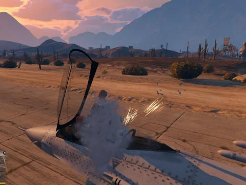Jet eject mod 1.1