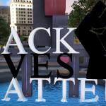 Legion Square - Black Lives Matter sign 1.0
