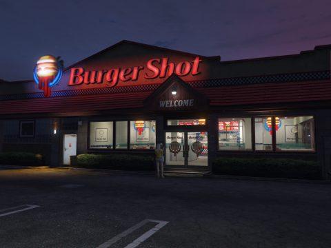 MLO GTA IV Burgershot Interior [SP / FiveM] v2.0