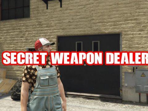MLO Secret Weapon Dealer [SP / FiveM] 1.0
