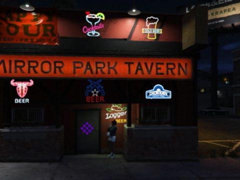 Mirror Park Tavern [Menyoo] 1.0