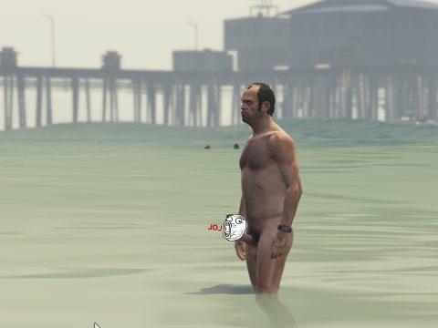 Naked Trevor [Menyoo] 1.0