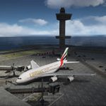No Static Aircraft at Francis International Airport [YMAP] 1.0
