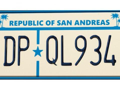 Regional Plates (Local Plates) 1.0