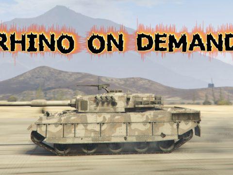 Rhino On Demand [.NET] 1.0