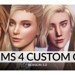 Sims 4 Custom Female Ped [Add-On Ped | Replace] v3.0