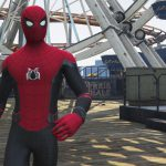 Spider-Man Pack (Far From Home, Infinity War, PS4 Advanced suit & Stark suit) 3.2