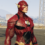 """The Flash & SFX (Ezra Miller """"Justice League"""" 2017) [Add-On / Replace Ped] 2.0"""