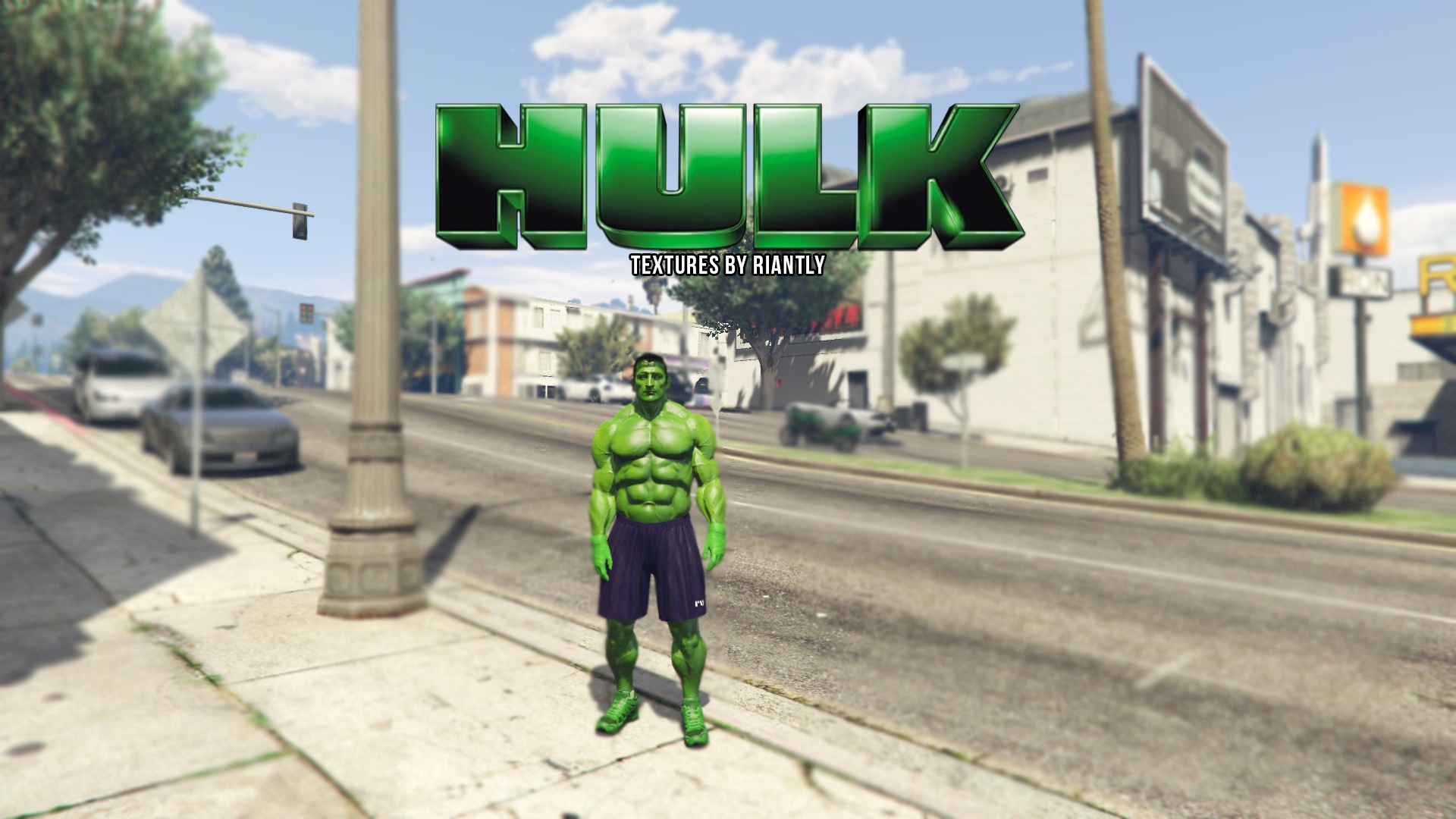 The Hulk [Ped] 1.1