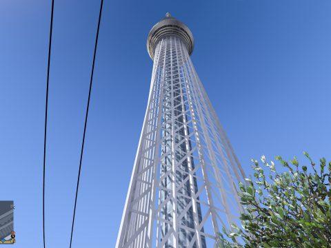 Tokyo SkyTree [Add-On] 0.2