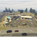 Truck stop busy 1.1