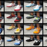 Ultimate Shoes Pack (for Franklin) [Add-On] Base release