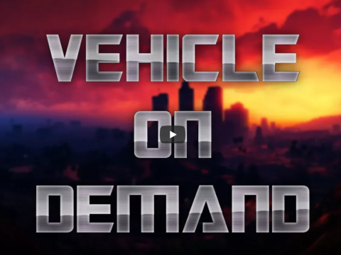 Vehicle On Demand [.NET] 2.0