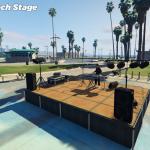 Vespucci Beach Stage 2020 [Menyoo Map] 1.1