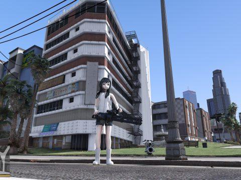 Yoyogi Kaikan (Weathering With You Style)[DLC] 0.1