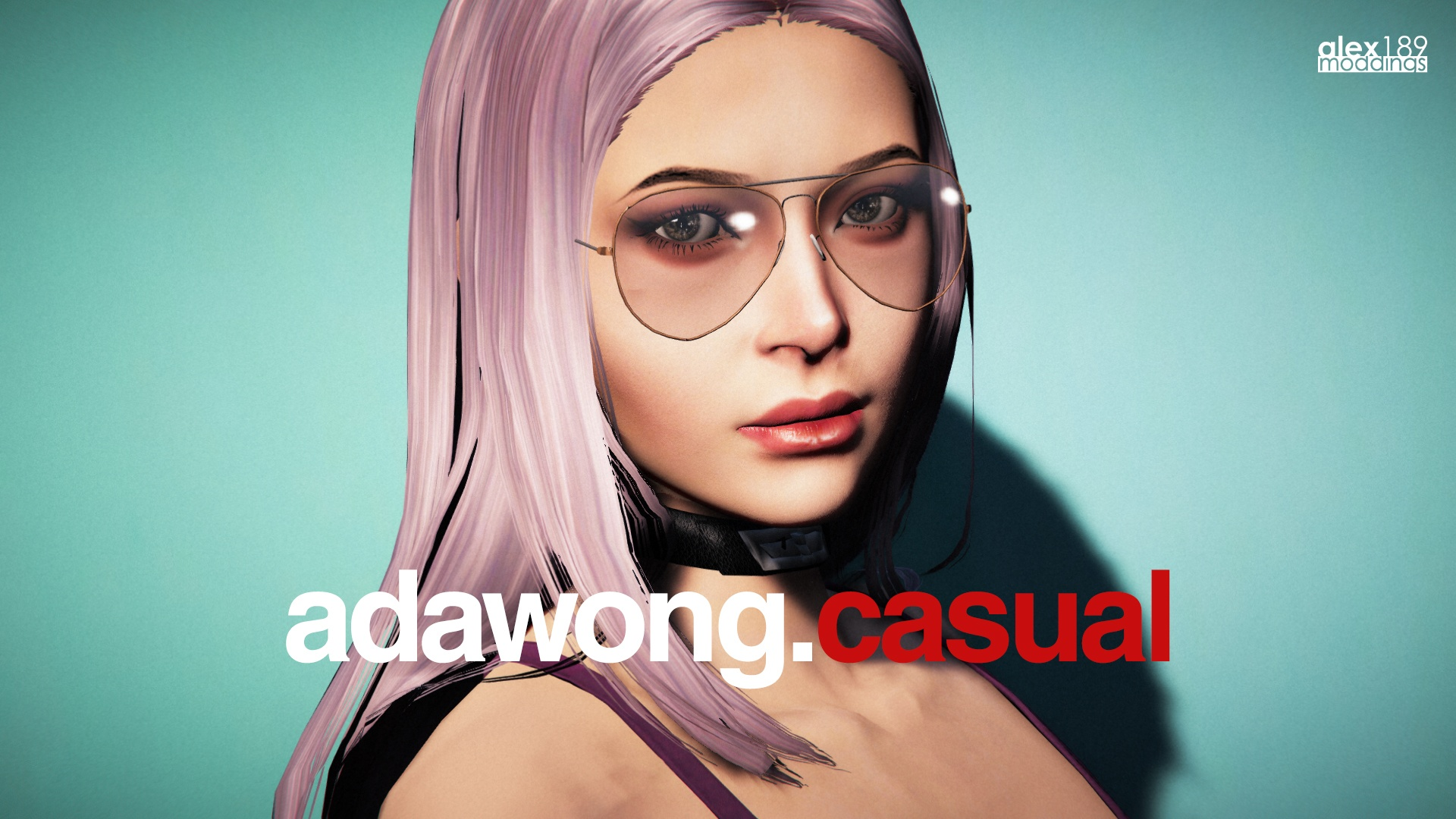 Ada Wong Custom Casual [Add-On Ped | Replace] v1.1