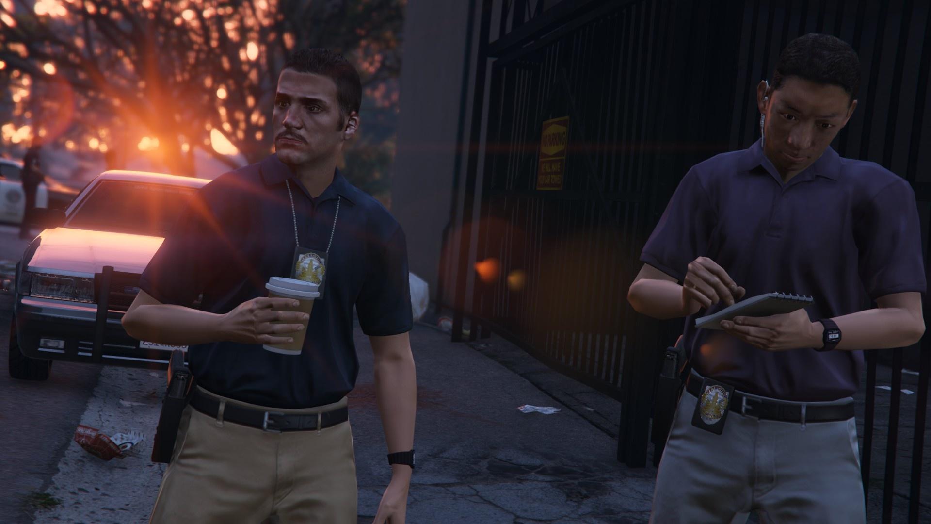 Added Detectives 1.1