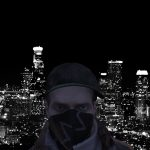 Aiden Pearce + Real Mask and Inner Shirt Model + Real Head v1.5