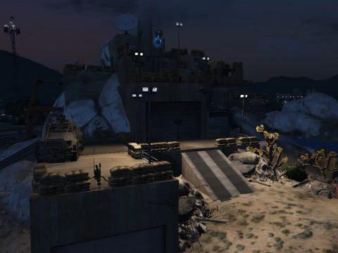 Base Military [MapEditor] 1.0