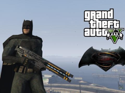 Batman - Batman v Superman [Add-On Ped] 1.0