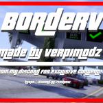Border V2 [ Add-On | FiveM | RageMP ] 1.1 BETA