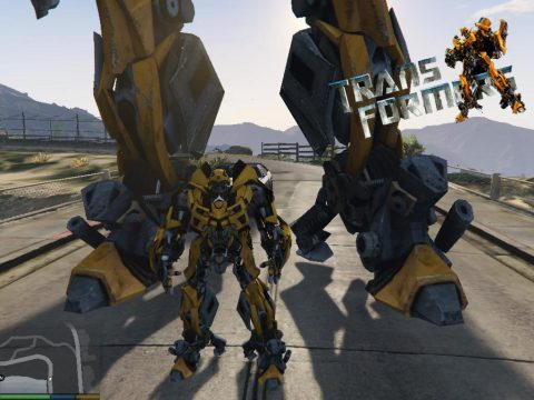 Bumblebee (Transformers) [Add-On Ped]
